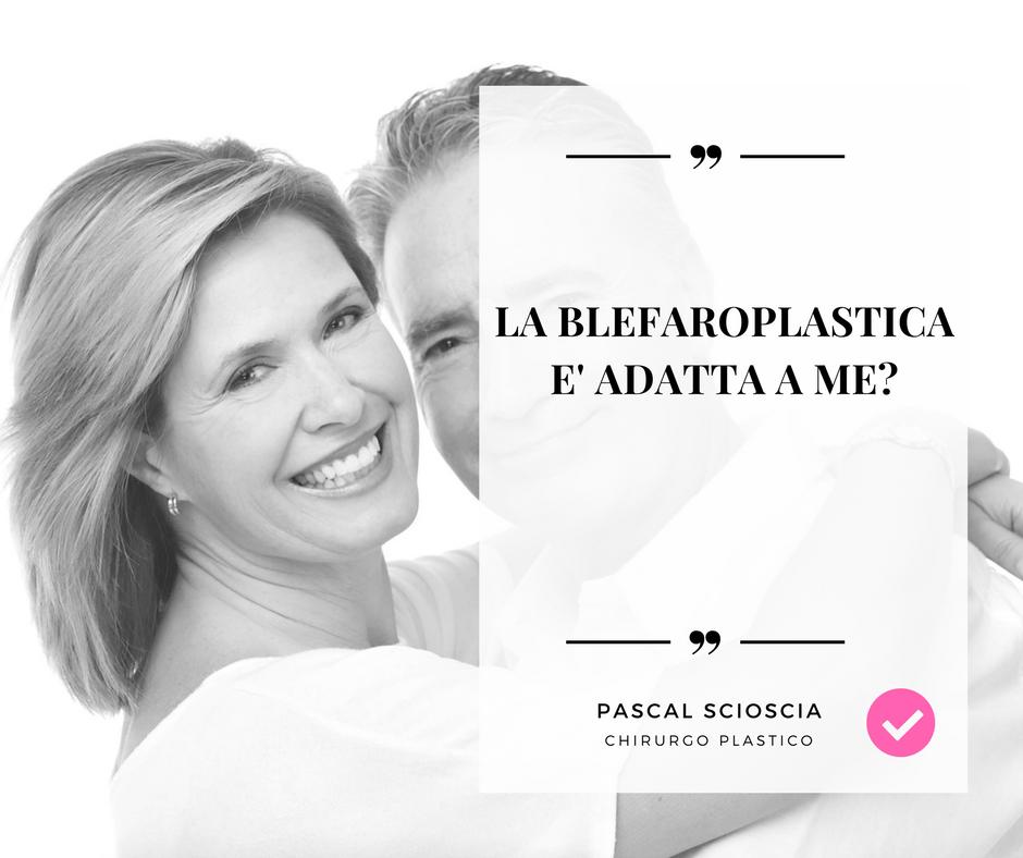Blefaroplastica a Roma dott. Pascal Scioscia chirurgia plastica