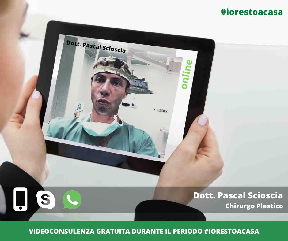 videoconsulenza chirurgia plastica